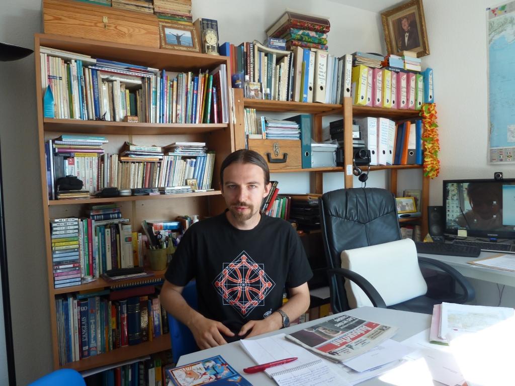 Brano interprète à Bruxelles