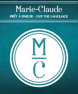 Cours de français / French courses à la carte Logo